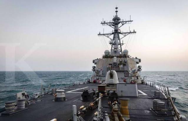 China semakin tegas di Laut China Selatan, Filipina lanjutkan perjanjian militer AS