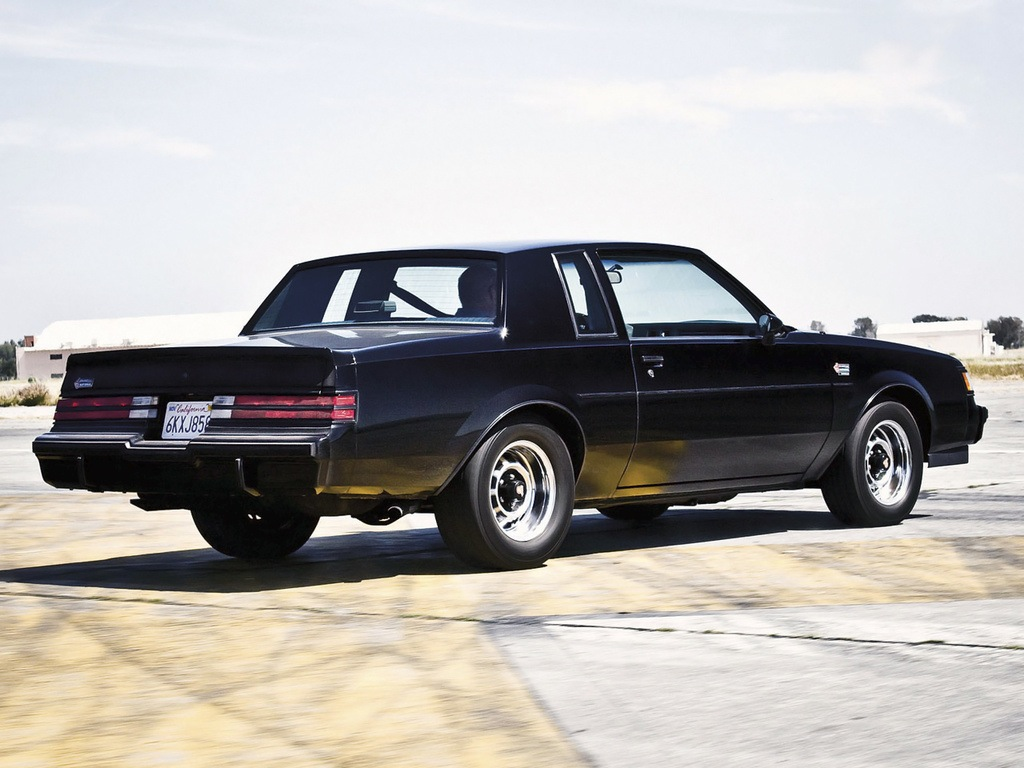 Fab Wheels Digest F W D Buick Regal Grand National