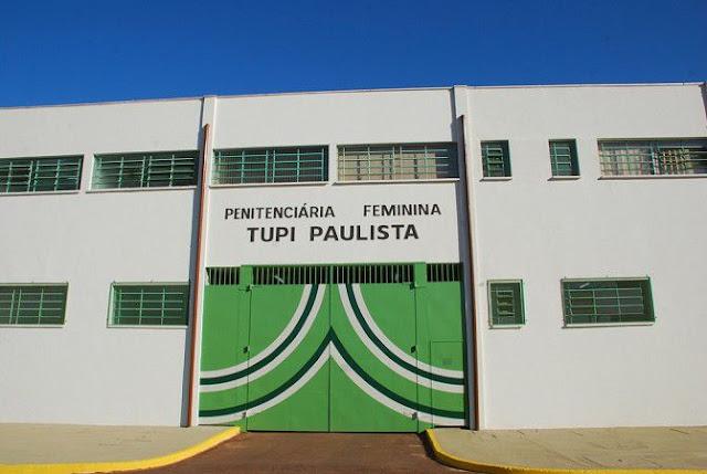 Bebês recebem protetores faciais da Penitenciária Feminina de Tupi Paulista