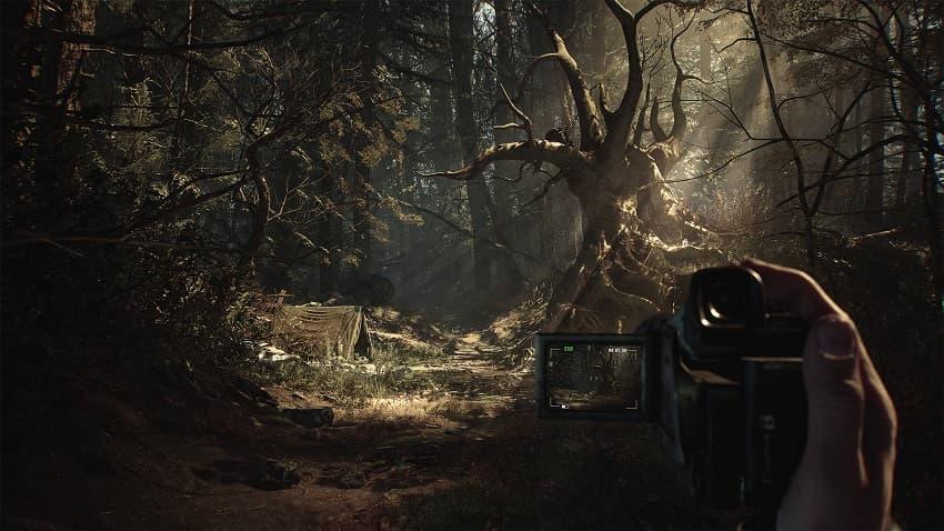 Рецензия на игру Blair Witch - хороший хоррор с дурным сюжетом - 01