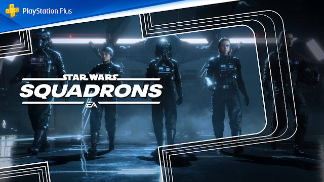 star wars squadrons playstation plus rumor ps4 ps5 ea motive electronic arts