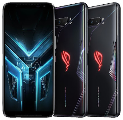 ROG Phone 3 Menjadi Gaming Smartphone Paling Powerful