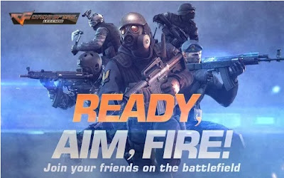 CrossFire Legends FPS v1.0.8.8 APK+DATA For Android