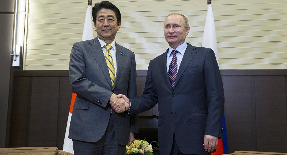 Abe Putin