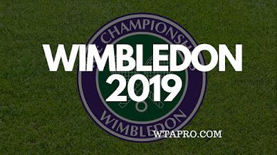 Wimbledon tennis trades