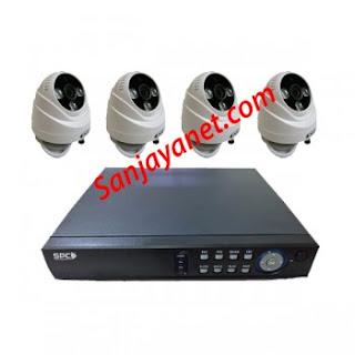 Paket Kamera cctv kualitas HD