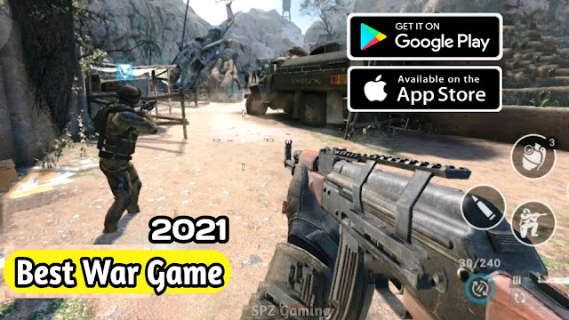 Download Best New War Game 2021 High Graphics (Android/IOS)