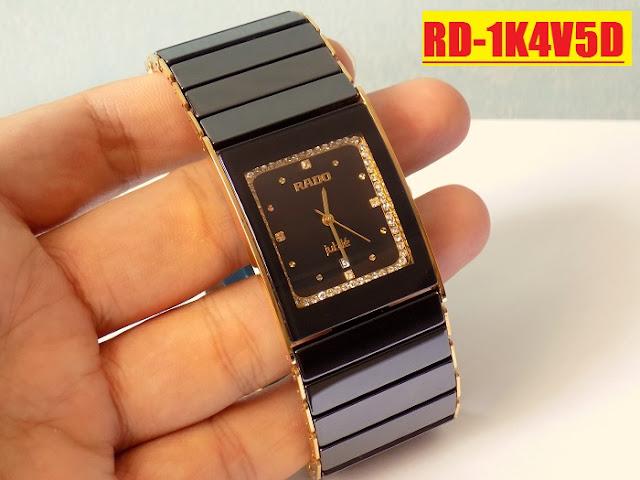 Đồng hồ nam mặt chữ nhật Rado RD 1K4V5D