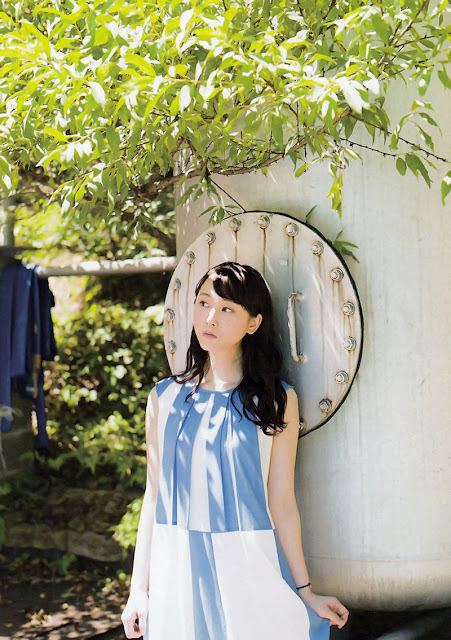 Matsui Rena 松井玲奈 Entame September 2014