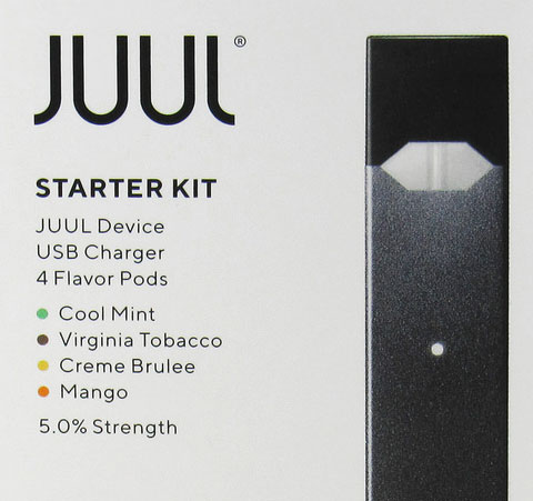 Juul Packaging