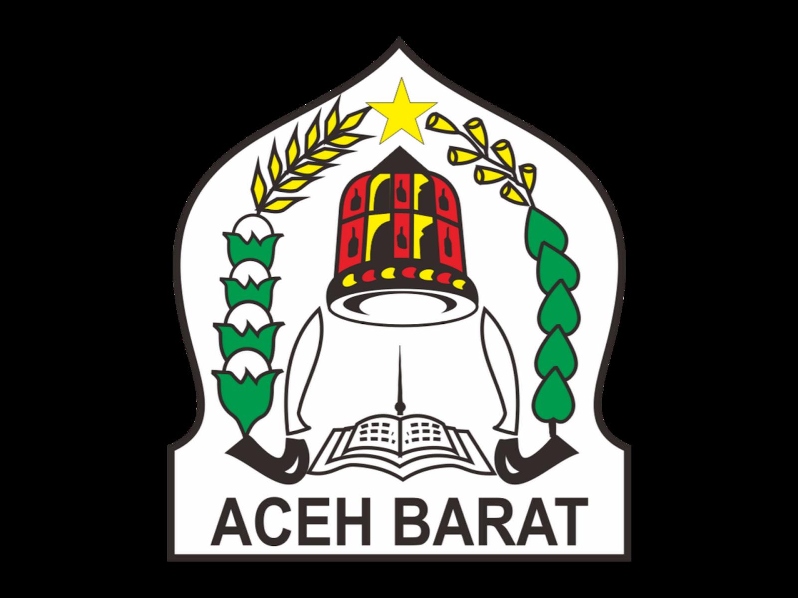 Logo Kabupaten Aceh Barat Format PNG