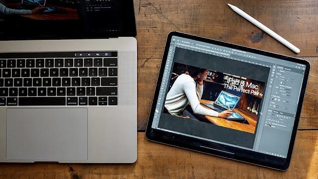 【MAC 幹大事】iPad 馬上擴充變成 Mac 第二螢幕 (並行 Sidecar) - 在 2018 年以後的 iPad 都能支援並行功能