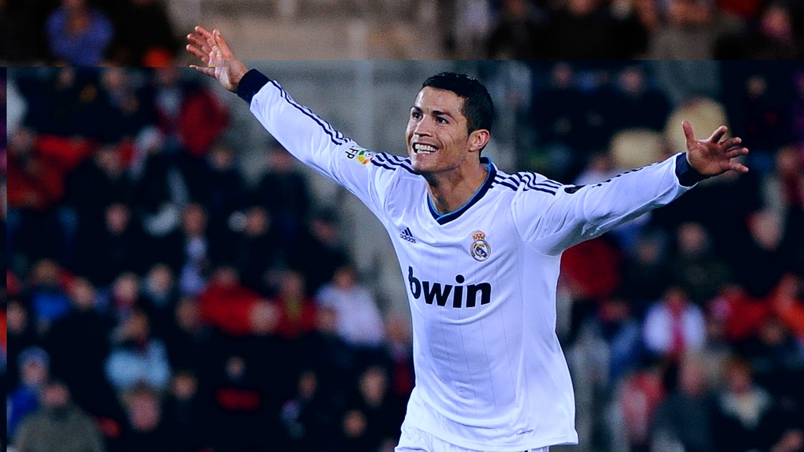 Cristiano Ronaldo Original HD Wallpapers 2013 -Real Madrid-