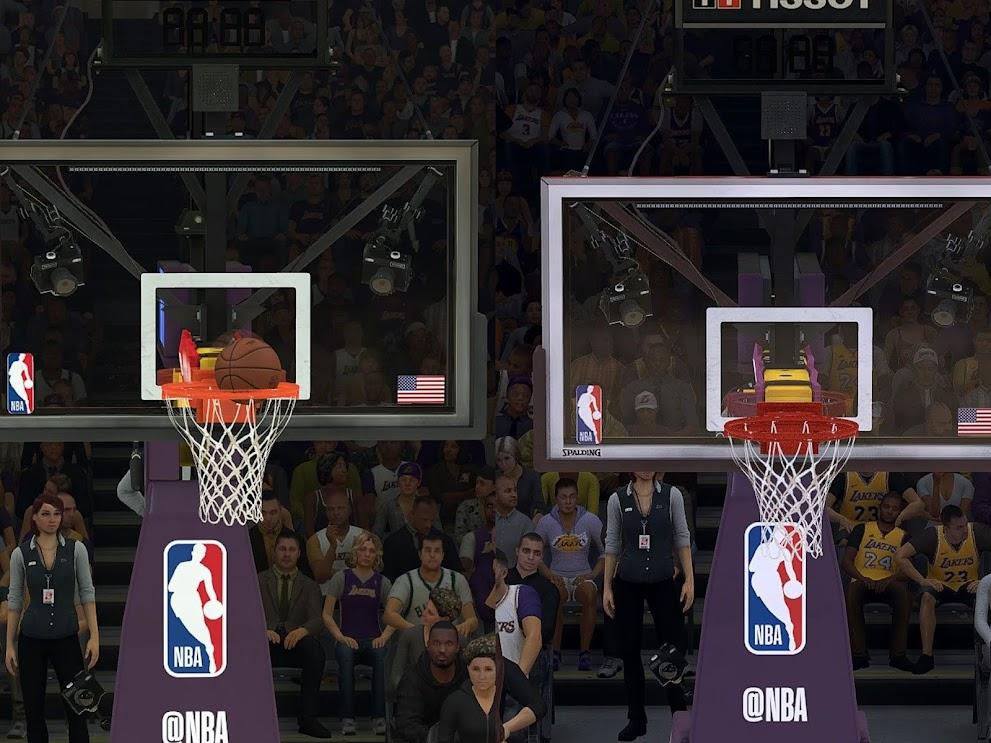 NBA 2K22 NEXT GEN BASKETBALL STAND OPTIMIZATION V2 by Kenwyc