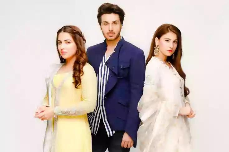 Pakistani dramas bandhay aik dor sa