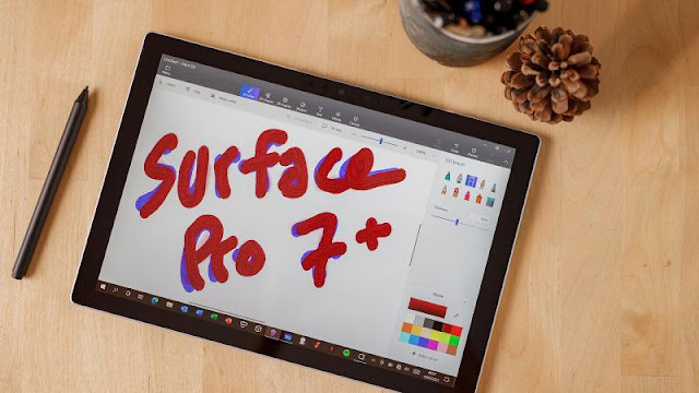 Microsoft Surface Pro 7+ Review