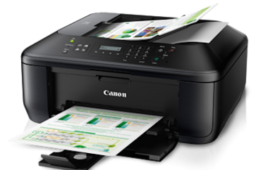 Cara mengatasi printer error 1003 Printer Canon Pixma MX397
