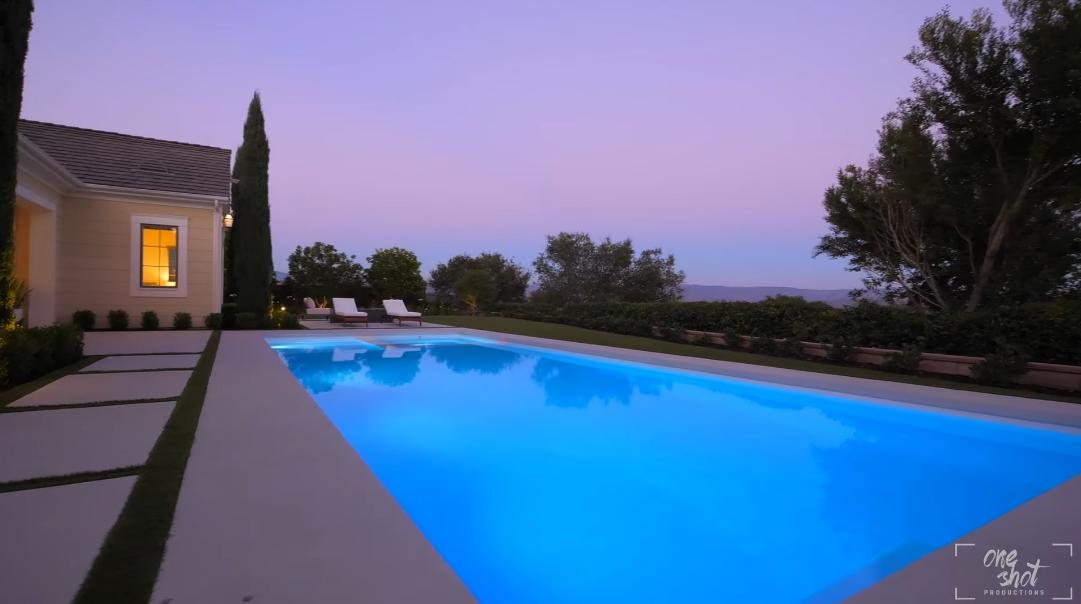 33 Interior Design Photos vs. Inside Luxury Home In California with Incredible Entertainer's Backyard