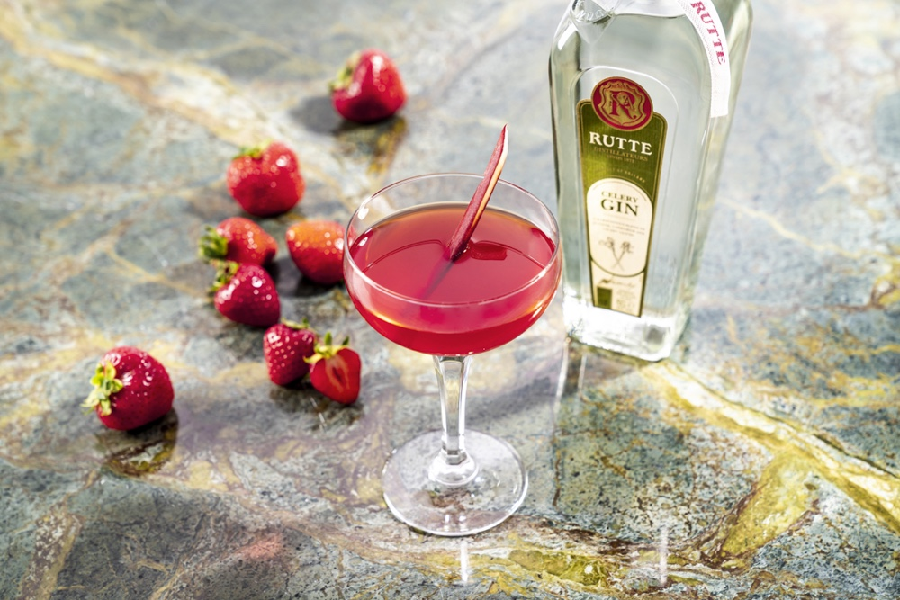 Der 'Dutch Loveletter' & mehr neue Rutte Drinks für den Sommer + Gewinnspiel