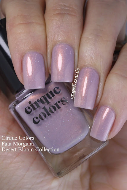 Cirque Colors Desert Bloom Collection Fata Morgana
