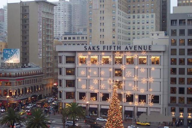 Loja Saks Fifith Avenue em San Diego