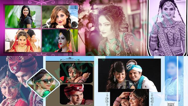 Wedding Inner Sheet Templates HD 12x36 PSD Files Free Download 2021