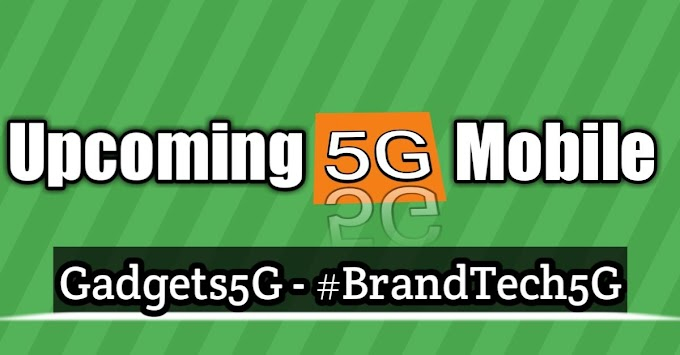 Upcoming 5G Mobile in India - April 2021