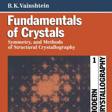 Fundamentals of crystals