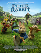 Pelicula Las travesuras de Peter Rabbit
