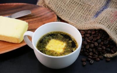 Как похудеть с помощью кофе с маслом