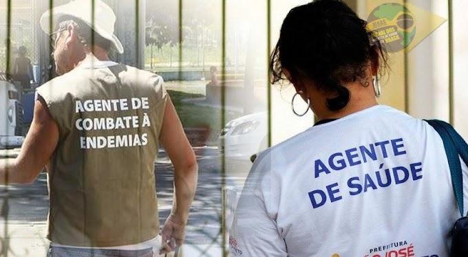 ACS/ACE também tem direito à Gratificação com os R$ 6.000,00 por profissional de saúde, criada pela Portaria 2.358