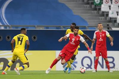 ملخص وهدف فوز برسبوليس على التعاون (1-0) دوري ابطال اسيا