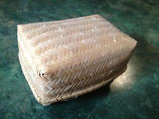 Pipiti, Anyaman Bambu