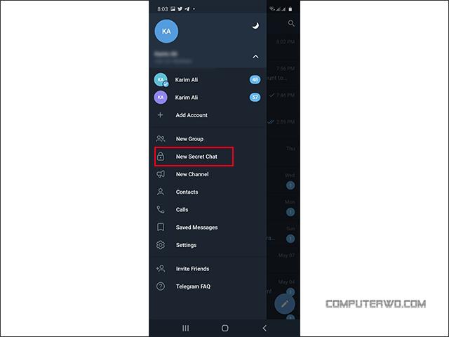 خدع و مميزات رائعة يجب إستخدامها بتطبيق تيليجرام عالم الكبيوتر computer-wd telegram tips and tricks secret chat.jpg