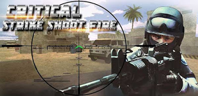 Critical Strike Shoot Fire Apk + (Unlimited Money) Download Offline