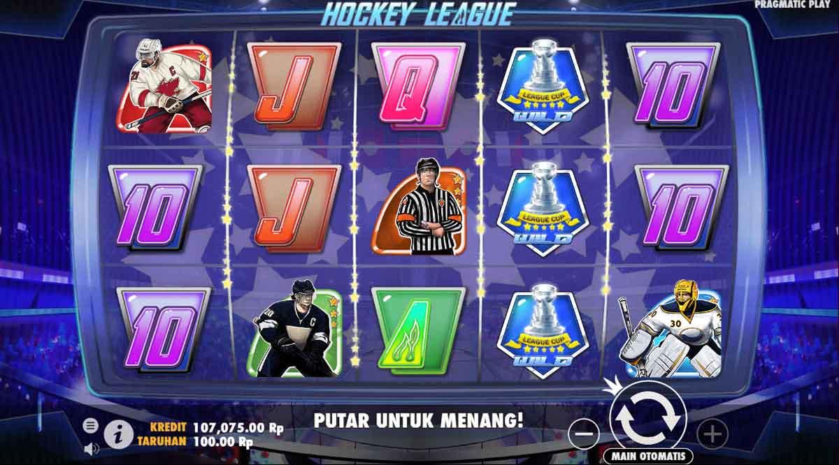 Hockey League - Slotpragmatic