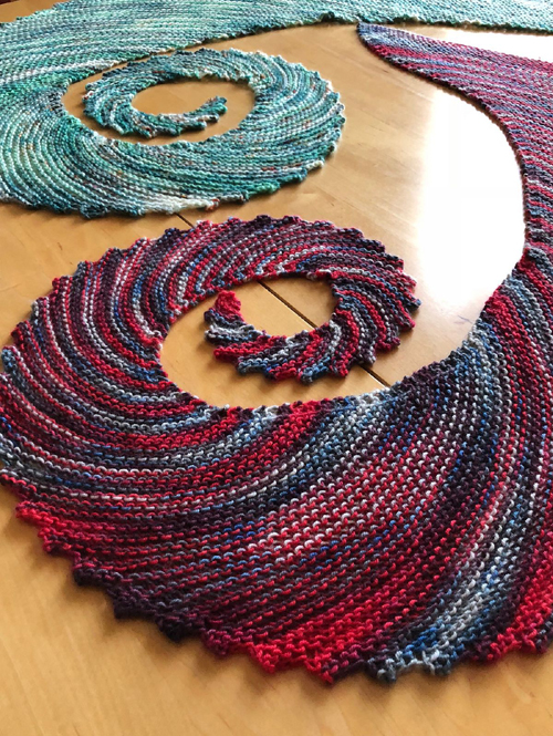 One Skein Wonder - Free Knitting Pattern