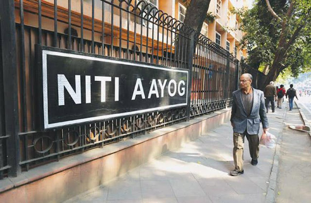 India's NITI Aayog Reconstituted