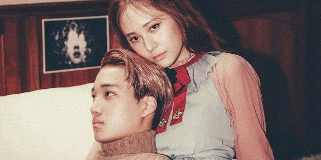 Exo Kai dan Krystal f(x) Tertangkap Kenakan Cincin Pasangan Kah?