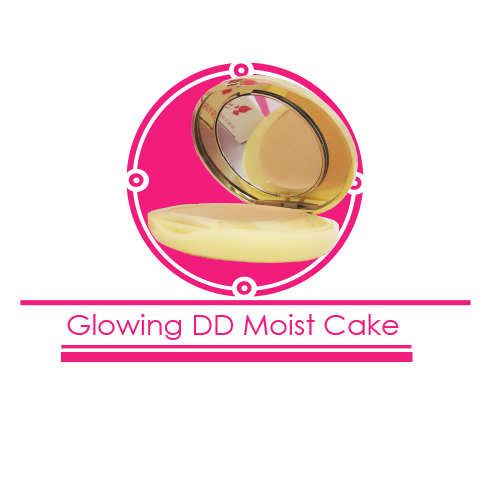NURRAYSA GLOWING DD MOIST CAKE