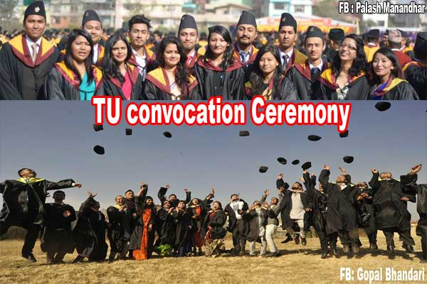 TU Convocation 2076 all details