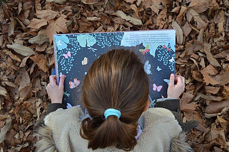 Hoy leemos mosquito books atlas album ilustrado