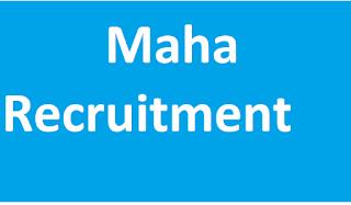 Mahaonline Maharecruitment | Mahaonline Recruitment 2020
