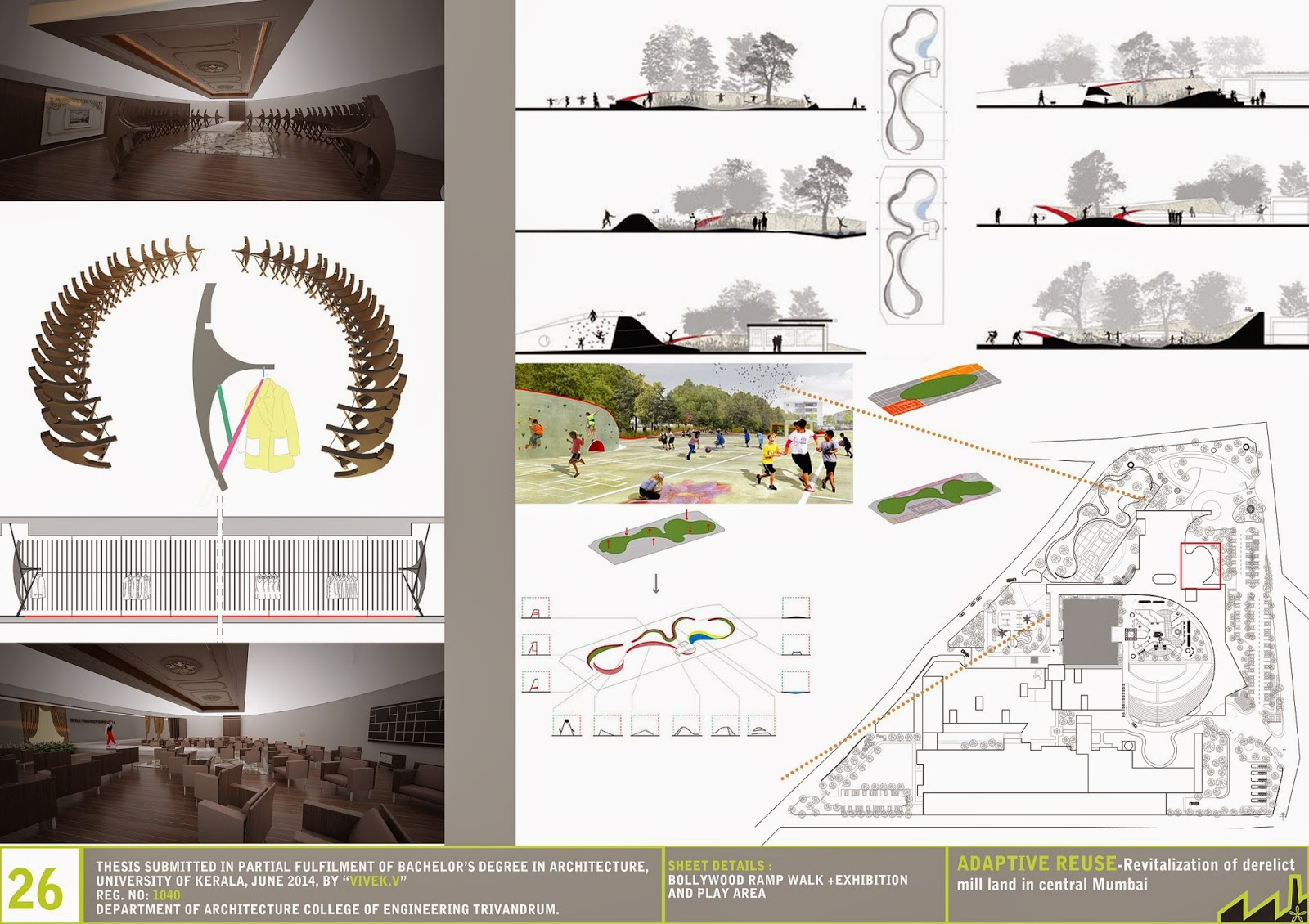 Adaptive reuse architecture thesis