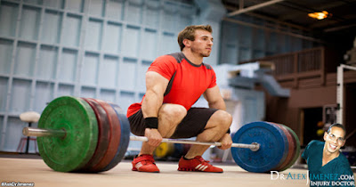 Lumbar Disc Herniation from Weightlifting in Athletes - El Paso Chiropractor