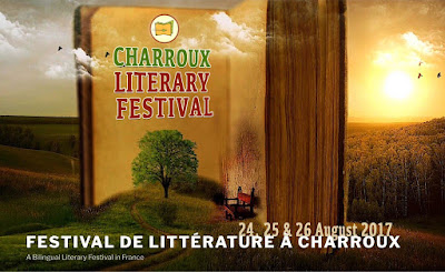 Charroux Lit Fest Earlybird booking 2017 French Village Diaries