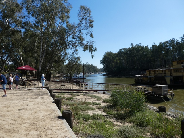 MobileMarshies: THE HISTORIC PORT OF ECHUCA AND A CRUISE