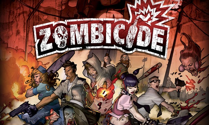 [Unboxing] Zombicide