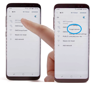 Galaxy S8 WiFi