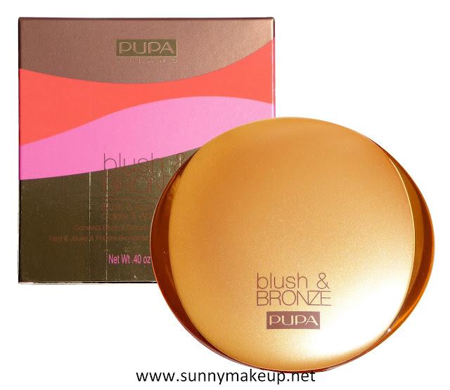 Pupa - Blush & Bronze: Blush & Terra Compatti.